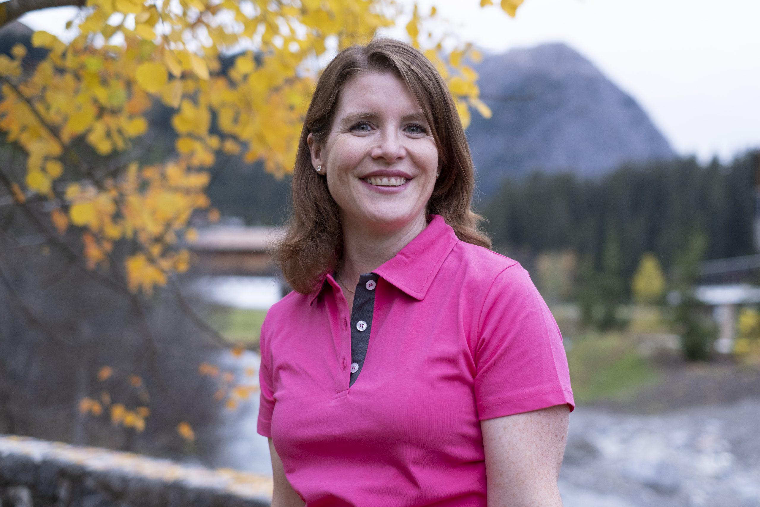 Portrait HP Kathrin Schneider